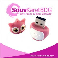 flash disk karet promosi